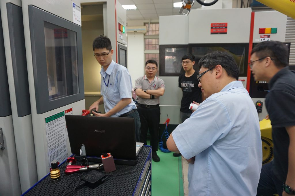 LRT Laser 5-Axis Measurement Equipment Training Course